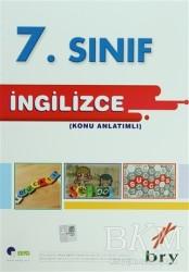 Birey Eğitim Yayınları - 7. Sınıf İngilizce Konu Anlatımlı