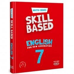 Data Yayınları - 7. Sınıf İngilizce Motto Series Skill Based English Data Yayınları