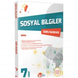 Kida Kitap - 7. Sınıf Sosyal Bilgiler Soru Bankası Kida Yayınları