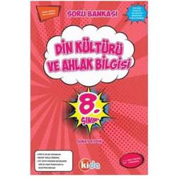 Kida Kitap - 8. Sınıf Din Kültürü ve Ahlak Bilgisi