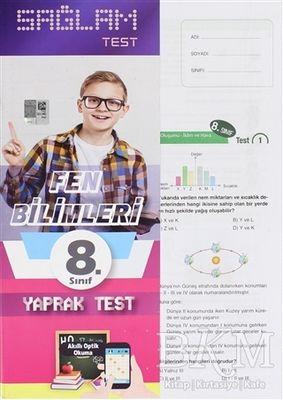 8. Sınıf Fen Bilimleri Yaprak Test