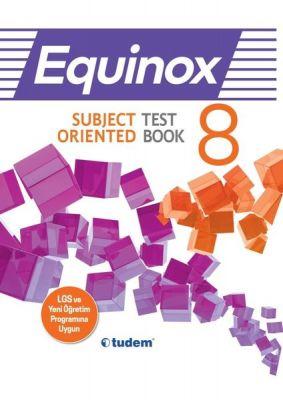 8. Sınıf İngilizce Equinox Subject Oriented Test Book Tudem Yayınları