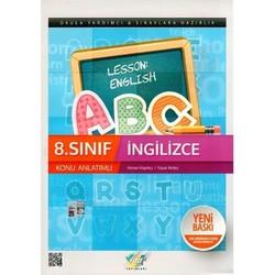 Fdd Yayınları - 8. Sınıf İngilizce Konu Anlatımlı