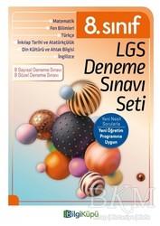 Bilgi Küpü - 8. Sınıf LGS Deneme Sınavı Seti