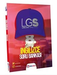 Lider Plus Yayınları - 8. Sınıf LGS İngilizce Soru Bankası Lider Plus Yayınları