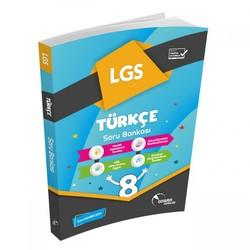 Doktrin Yayınları - 8. Sınıf LGS Türkçe Soru Bankası Yeni Nesil Doktrin Yayınları