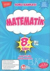 Kida Kitap - 8. Sınıf Matematik Soru Bankası