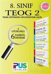 İPUS Yayınları - 8. Sınıf TEOG 2 (2 Oturumlu 6 Fasikül Deneme)