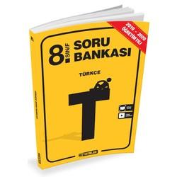 Hız Yayınları - 8. Sınıf Türkçe Soru Bankası Hız Yayınları