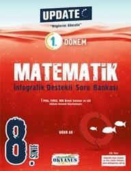 Okyanus Yayınları - 8. Sınıf Update Matematik İnfografik Soru Bankası Okyanus Yayınları