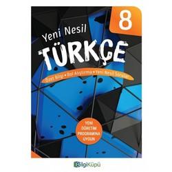Bilgi Küpü - 8. Sınıf Yeni Nesil Türkçe
