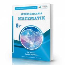 Antrenmanlarla Matematik Yayıncılık - 8.Sınıf Antrenmanlarla Matematik Antrenman Yayınları