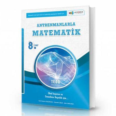 8.Sınıf Antrenmanlarla Matematik Antrenman Yayınları