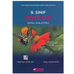 Esen Yayınları - 9. Sınıf Biyoloji Konu Anlatımlı