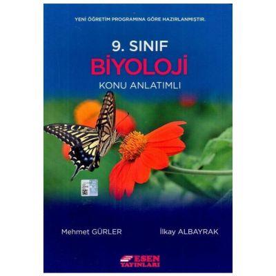 9. Sınıf Biyoloji Konu Anlatımlı Esen Yayınları