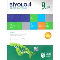 Teas Press - 9. Sınıf Biyoloji Soru Bankası Teas Press Yayınları