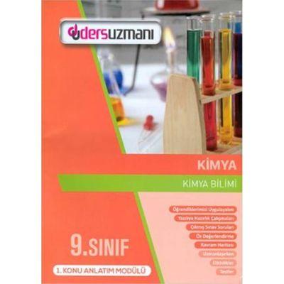 9. Sınıf Kimya Anlatım Modülleri