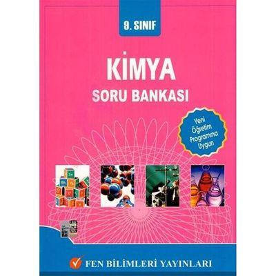 9. Sınıf Kimya Soru Bankası Fen Bilimleri Yayınları