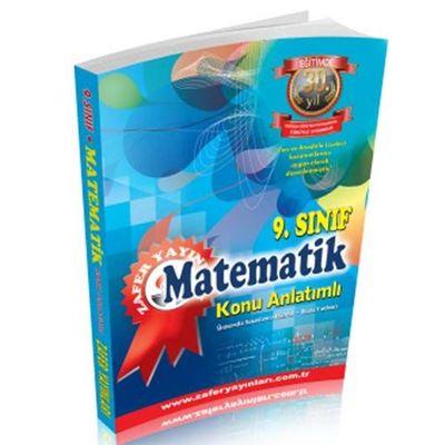 9. Sınıf Matematik Konu Anlatımlı Zafer Yayınları