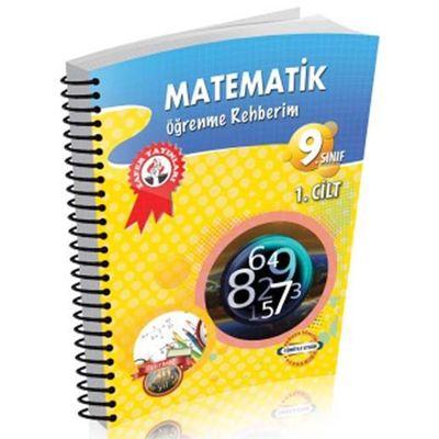 9. Sınıf Öğrenme Rehberim Anadolu Lisesi Matematik Akıllı Defter 1. Cilt Zafer Yayınları