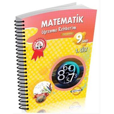 9. Sınıf Öğrenme Rehberim Fen Lisesi Matematik Akıllı Defter 1. Cilt Zafer Yayınları