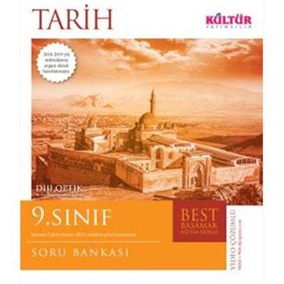 9. Sınıf Tarih Soru Bankası (BEST) Kültür Yayıncılık