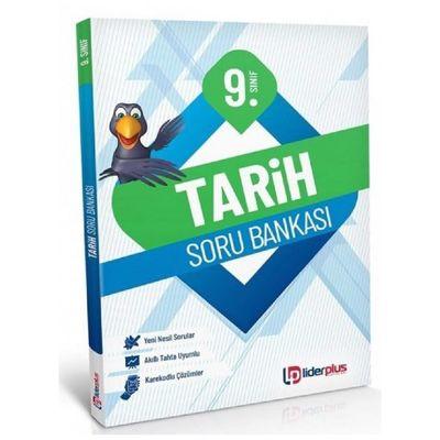 9. Sınıf Tarih Soru Bankası Lider Plus Yayınları