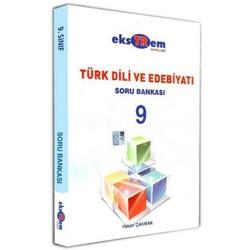 Ekstrem Yayınları - 9. Sınıf Türk Dili ve Edebiyatı Soru Bankası Ekstrem Yayınları