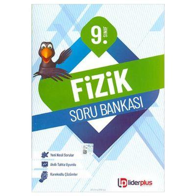 9.Sınıf Fizik Soru Bankası Lider Plus Yayınları