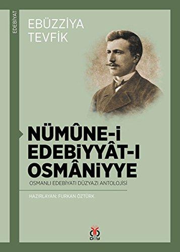 Ebuzziya Mehmet Tevfik - Numune-i Edebiyyat-ı Osmaniyye