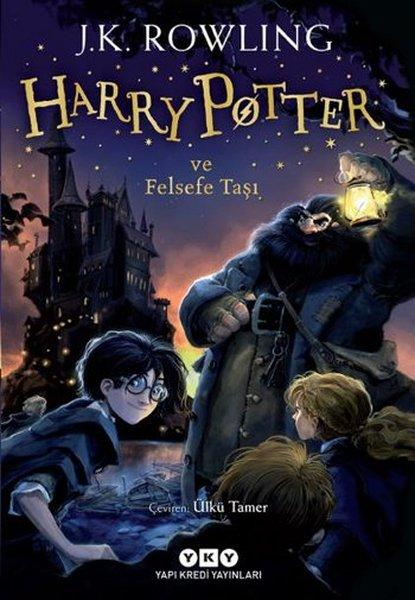 Harry Potter ve Felsefe Taşı – J.K. Rowling