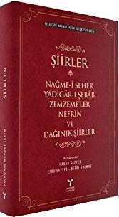 Nağme-i Seher - Recaizade Mahmut Ekrem
