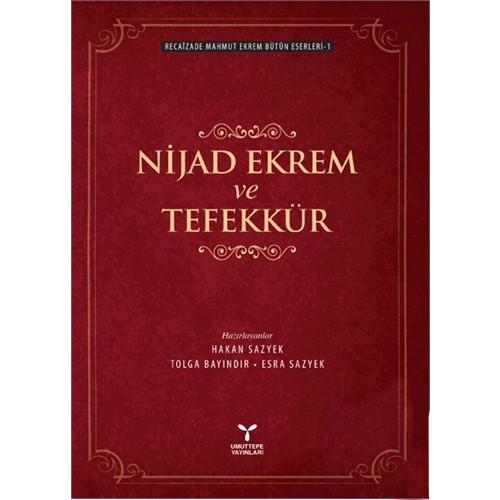 Nijad Ekrem - Recaizade Mahmut Ekrem