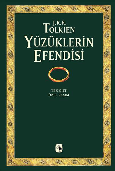 Yüzüklerin Efendisi - J. R. R. Tolkien