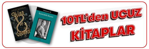 Dev Ekim Dev Kitap Fuarı - 10 TL'den Ucuz Kitaplar