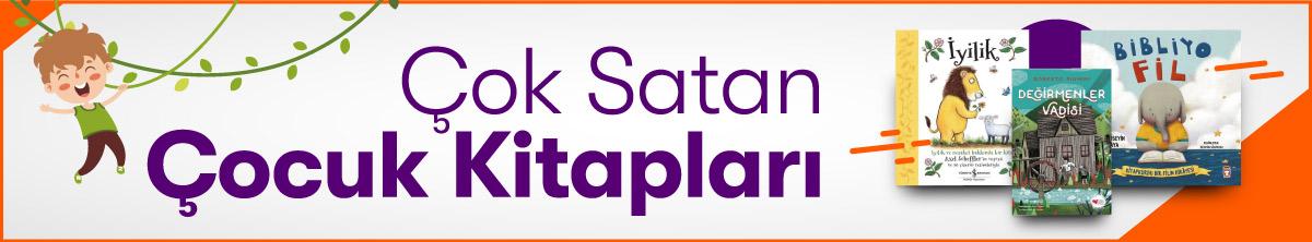 Dev Ekim Dev Kitap Fuarı - Çok Satan Çocuk Kitapları