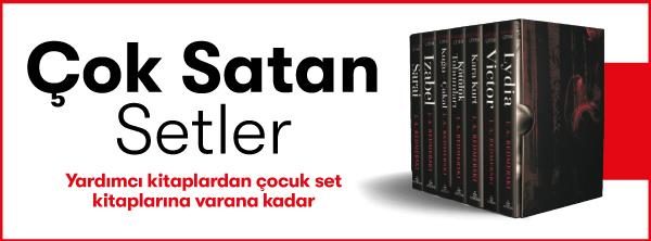 Dev Ekim Dev Kitap Fuarı - Çok Satan Setler