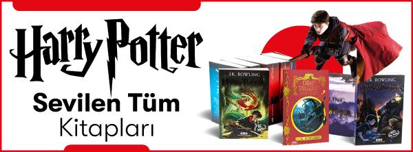Dev Ekim Dev Kitap Fuarı - Harry Potter'ın Sevilen Tüm Kitapları