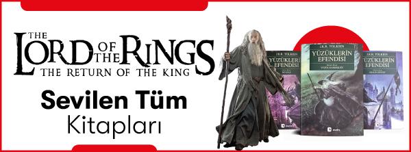 Dev Ekim Dev Kitap Fuarı - The Lord Of The Rings The Return Of The King Film Serisinin Sevilen Tüm Kitapları