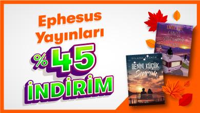 Dev Ekim Dev Kitap Fuarı - Ephesus Yayınları