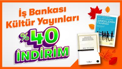Dev Ekim Dev Kitap Fuarı - İş Bankası Kültür Yayınları
