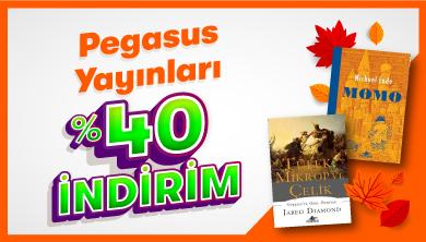 Dev Ekim Dev Kitap Fuarı - Pegasus Yayınları