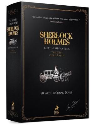 Sherlock Holmes Bütün Hikayeler Tek Cilt - Özel Basım