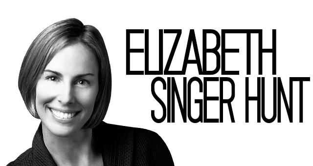 Elizabeth Singer Hunt