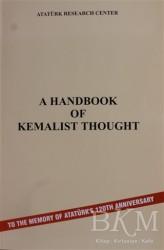 Atatürk Araştırma Merkezi - A Handbook Of Kemalist Thought