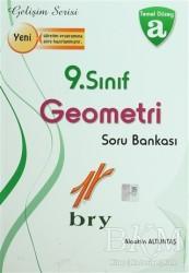 Birey Eğitim Yayınları - A Temel Düzey 9. Sınıf Geometri Soru Bankası