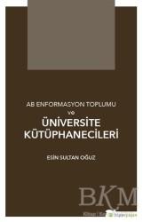 Hiperlink Yayınları - AB Enformasyon Toplumu ve Üniversite Kütüphanecileri