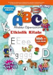 Misket Kitap - Abc - Alfabeyi Öğreniyorum