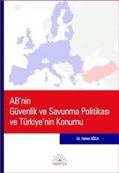 Papatya Yayıncılık - AB'nin GüvenlikSavunma Politikası ve Türkiye