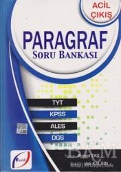 Yıldız Fasikül Yayınları - Acil Çıkış Paragraf Soru Bankası